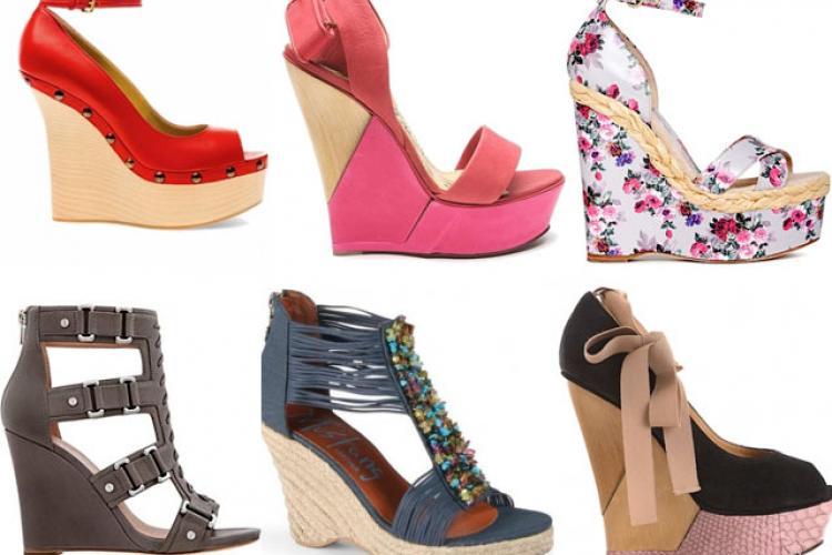 Обувь летнего сезона 2014