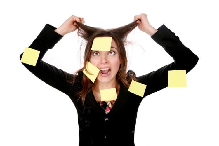 Боремся со стрессом без ущерба для ситуации.