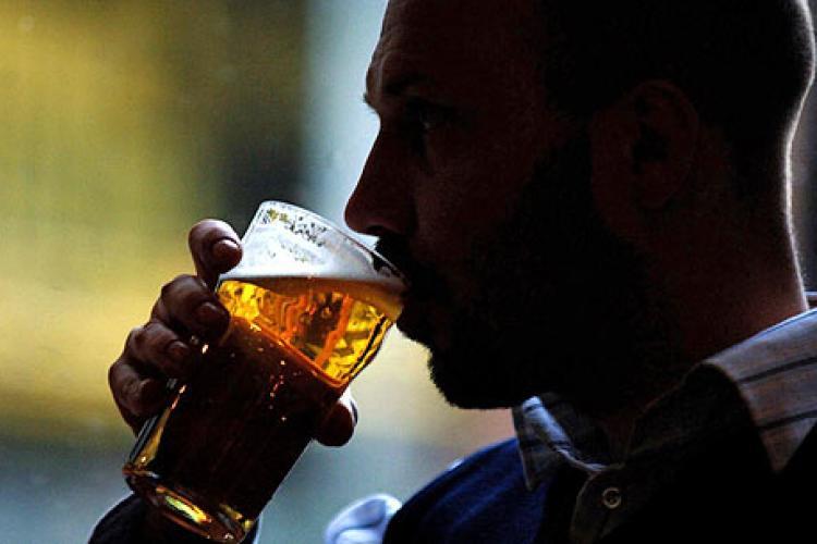 Вы, мужчина и … алкоголь.